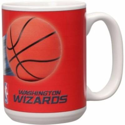 The Memory Company ザ メモリー カンパニー スポーツ用品  Washington Wizards 15oz. Team 3D Graphic Mug