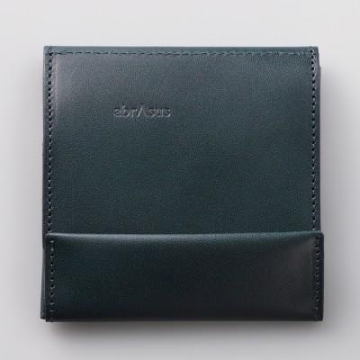 abrAsus アブラサス  【高島屋限定】薄い財布 メンズ