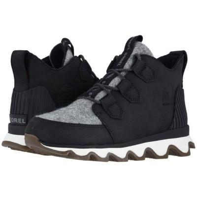 ソレル SOREL レディース シューズ・靴 Kinetic(TM) Caribou Black
