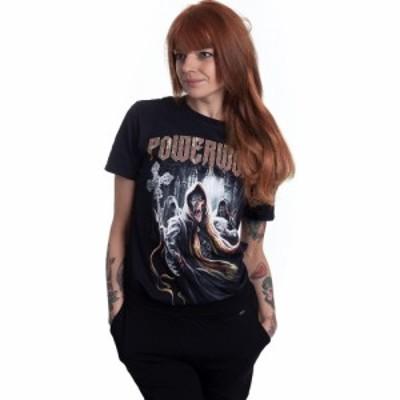 インペリコン Impericon レディース Tシャツ トップス - Werewolves Of Armenia - T-Shirt black