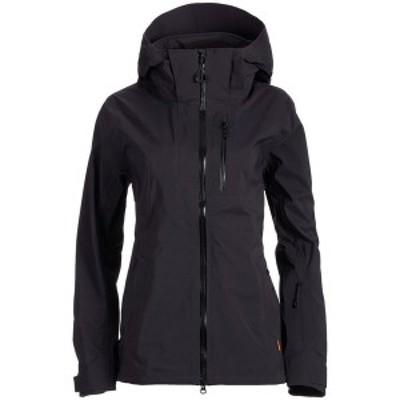 マムート レディース ジャケット・ブルゾン アウター Mammut Stoney HS Jacket - Women's Black