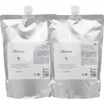 アモロス オリヴァニー OV シャンプー&ヘアトリートメント 詰換え用セット / 1000mLリフィル+1000gリフィル