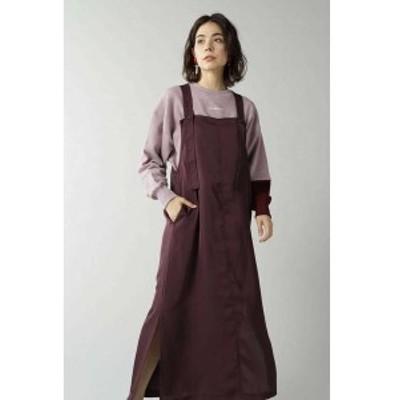 ローズバッド(ROSE BUD)/サロペットスカート