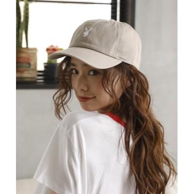 E-COME / newhattan ローキャップ WOMEN 帽子 > キャップ
