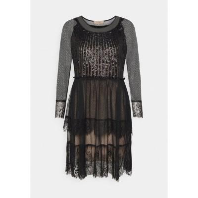 ツインセット ワンピース レディース トップス Cocktail dress / Party dress - nero