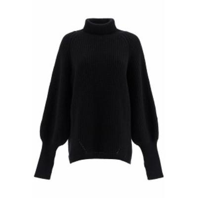 DROME/ドロメ セーター BLACK Drome turtleneck sweater レディース 秋冬2020 DMD0372P DM1906 ik