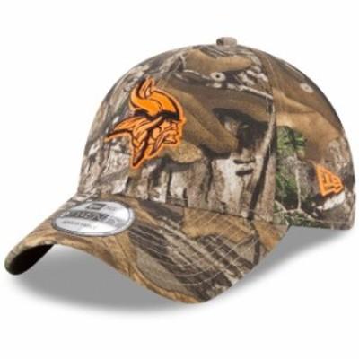 New Era ニュー エラ スポーツ用品  New Era Minnesota Vikings Realtree Camo Blaze 9TWENTY Adjustable Hat
