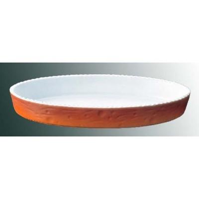 ロイヤル 小判 グラタン皿 No.200 22cm カラー