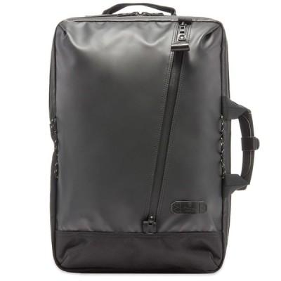 マスターピース Master-Piece メンズ バックパック・リュック バッグ Slick Series 2-Way Backpack Black
