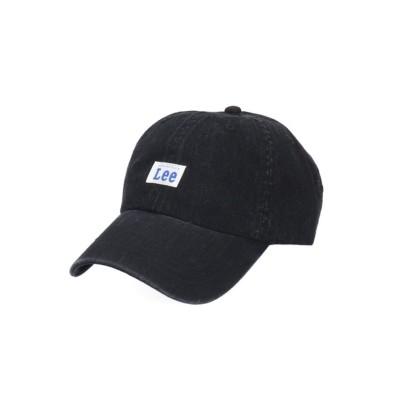 【オーバーライド】 Lee LOW CAP DENIM ユニセックス ブラック系1 57cm~59cm OVERRIDE