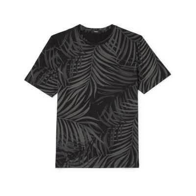 セオリー THEORY T シャツ ブラック M ピマコットン 100% T シャツ