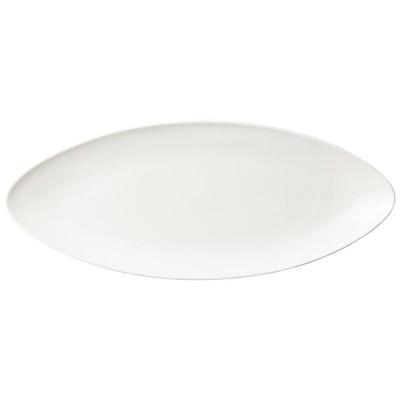 業務用食器 NB21.5吋オーバルプレート 54.2×22.3×4�