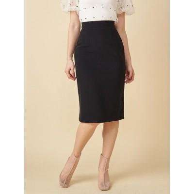 スカート リップルタイトスカート
