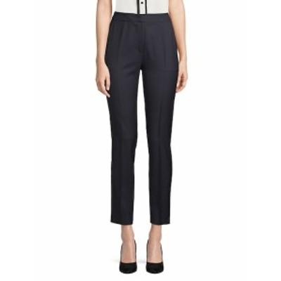 マックスマラ レディース パンツ Casdato Ankle-Length Wool Pants