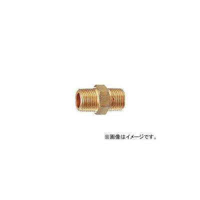 カクダイ/KAKUDAI 砲金ニップル 6128Y20(2269970) JAN:4972353614981