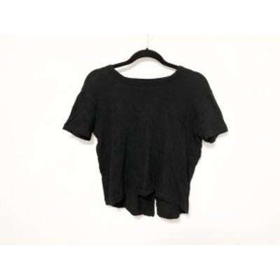 シンゾーン Shinzone 半袖Tシャツ サイズF F レディース 美品 黒【中古】20191029
