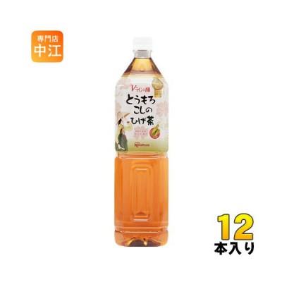 アイリスオーヤマ とうもろこしのひげ茶 1.5L ペットボトル 12本入
