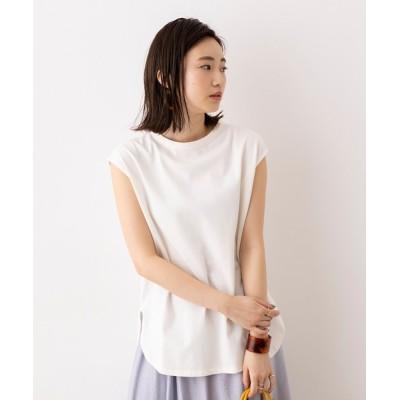 tシャツ Tシャツ 綿100% USAコットン 無地 フレンチスリーブ Tシャツ