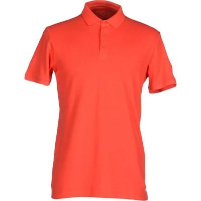 ホームワード クロウズ HOMEWARD CLOTHES メンズ ポロシャツ トップス Polo Shirt Red