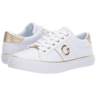 【残り1点!】【サイズ:US6-M】ゲス G by GUESS レディース シューズ・靴 スニーカー Grandyy White