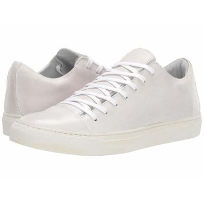 ジョンバルベイトス スニーカー シューズ メンズ Reed Low Top Sneaker White