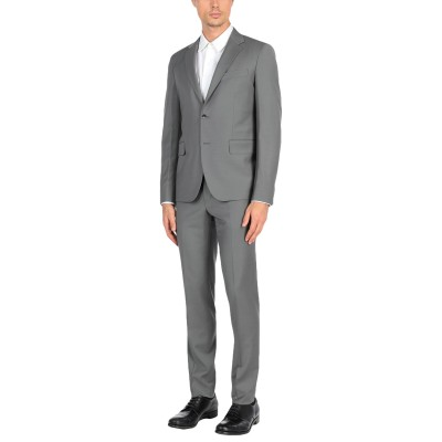 ブライアン デールズ BRIAN DALES スーツ グレー 54 ウール 86% / ナイロン 10% / ポリウレタン® 4% スーツ