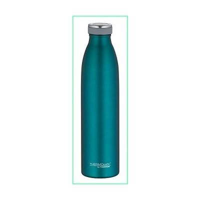 ThermoCaf〓 4067 Stainless Steel Vacuum Flask, Teal Matt, 0,75 l【並行輸入品】