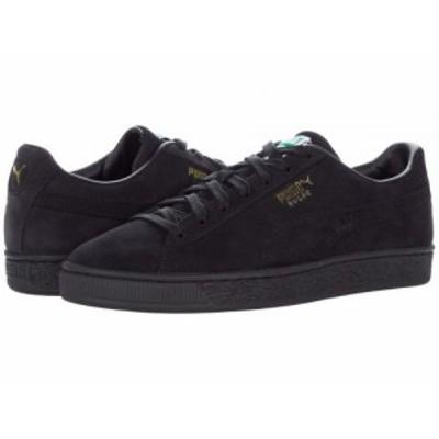 PUMA プーマ メンズ 男性用 シューズ 靴 スニーカー 運動靴 Suede Classic XXI Puma Black/Puma Black【送料無料】