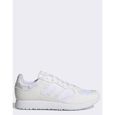 アディダス レディース スニーカー シューズ adidas Originals Special 21 sneakers in triple white White