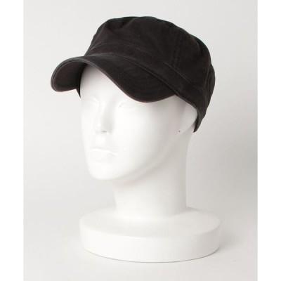 帽子 キャップ CA DUCK DE GAULLE CAP PG