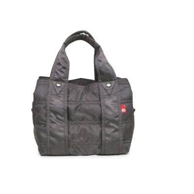【撥水・軽量】コンパクトに収納できる☆ミディアムナイロントートバッグ(マカロニックスタイル/MACARONIC STYLE)