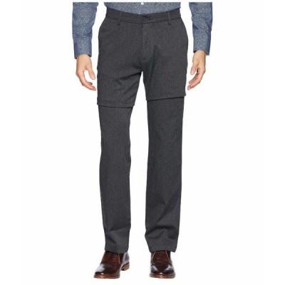 ドッカーズ カジュアルパンツ ボトムス メンズ Straight Fit Signature 2.0 Khaki D2 Creaseless Pants Charcoal Heather