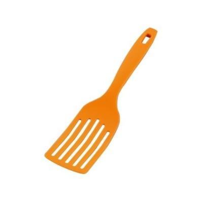HOME chef(ホームシェフ)しなるロングターナー オレンジ