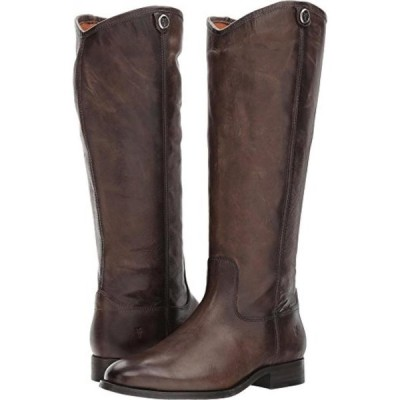 フライ レディース ブーツ FRYE Women's Melissa Button 2 Riding Boot