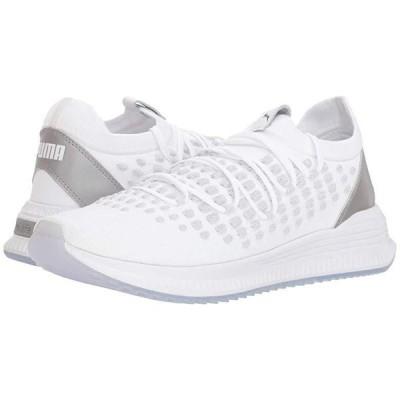 プーマ Avid Fusefit メンズ スニーカー 靴 シューズ Puma White/Silver/Puma White