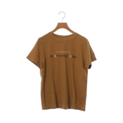 45R(レディース) フォーティーファイブアール Tシャツ・カットソー レディース
