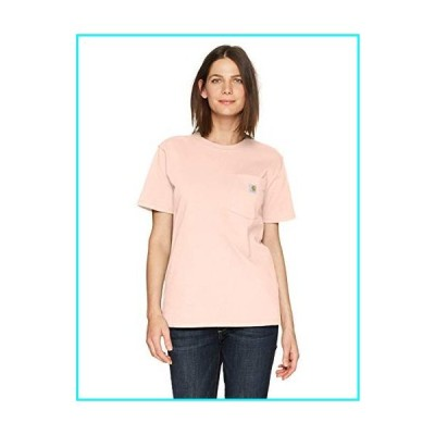 Carhartt レディース K87 ワークウェア ポケット付き半袖Tシャツ レギュラーおよびプラスサイズ US サイズ: