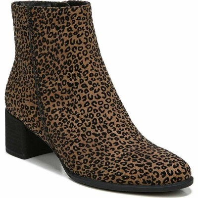 ソウル ナチュラライザー Soul Naturalizer レディース ブーツ ブーティー シューズ・靴 Richy Booties Brown Leopard