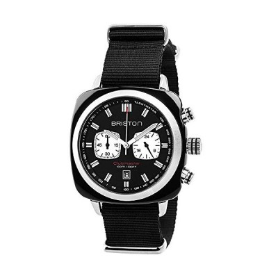 Briston Clubmaster Sport Black Acetate Watch 17142.SA.BS.1.NB 並行輸入品