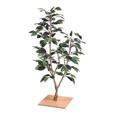 人工植物 グリーンデコ和風 ミニつばき 板付 80cm  GD-74(21596600)(タカショー)