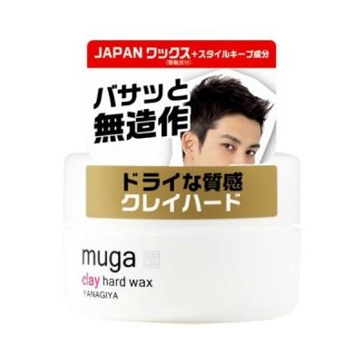 MUGA ムガ クレイハードワックス 85g