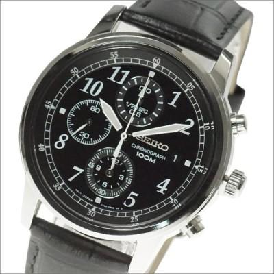 海外SEIKO 海外セイコー 腕時計 SNDC33P1 メンズ クロノグラフ