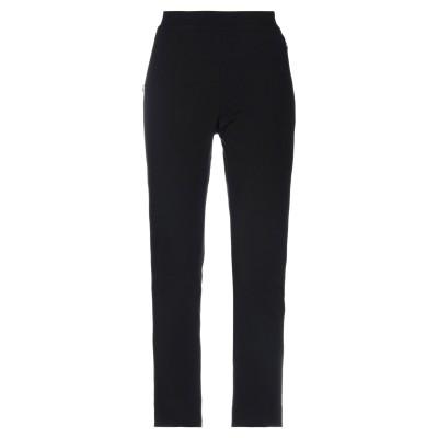 PENNYBLACK パンツ ブラック 46 レーヨン 71% / ナイロン 24% / ポリウレタン 5% パンツ