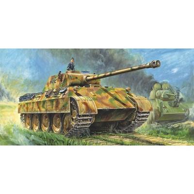 1/48 ドイツ戦車 パンサーD型 タミヤ 1/48MM 32597 プラモデル