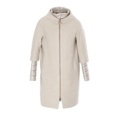ヘルノ レディース コート アウター Herno Padded Lining Zipped Coat -