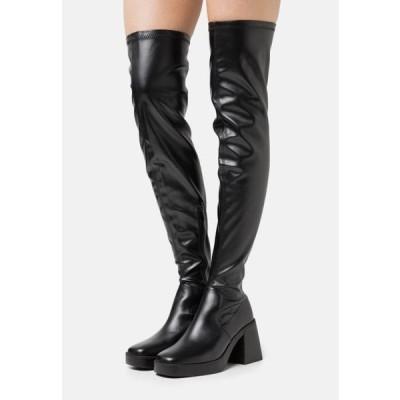 レディース ブーツ JOYEN - High heeled boots - black