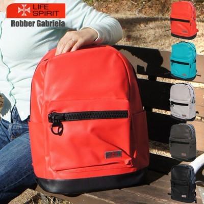 [全5色]リュック 男女兼用 大容量 リュックサック /軽い PVC 通勤 通学 無地 カジュアル 鞄 カバン かばん デイパック タウンバッグ バックパック