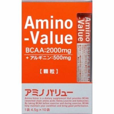 アミノバリュー サプリメントスタイル(4.5g*10袋入)[粉末 アミノ酸]