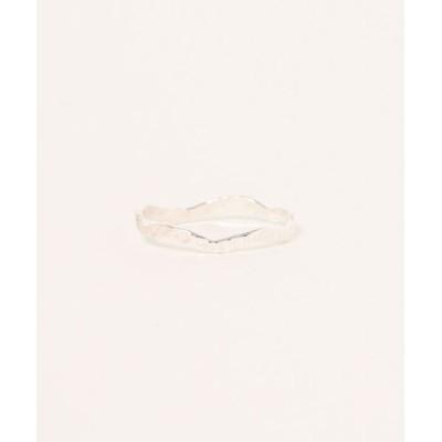 指輪 【V&SSS】小さなうねうねリング sv925