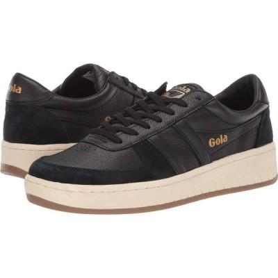 ゴーラ Gola メンズ スニーカー シューズ・靴 Grandslam 78' Black/Black/Gum